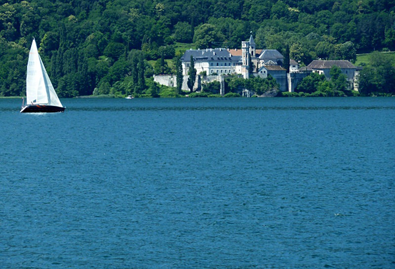 Die Abbaye de Hautecombe